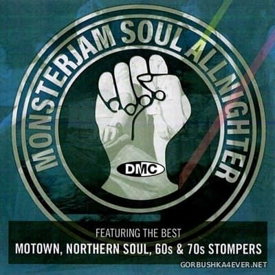 [DMC] Monsterjam Soul Allnighter vol 1 [2020] Mixed By Showstoppers
