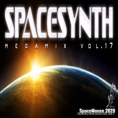 DJ SpaceMouse - Spacesynth Megamix vol 17 [2020]