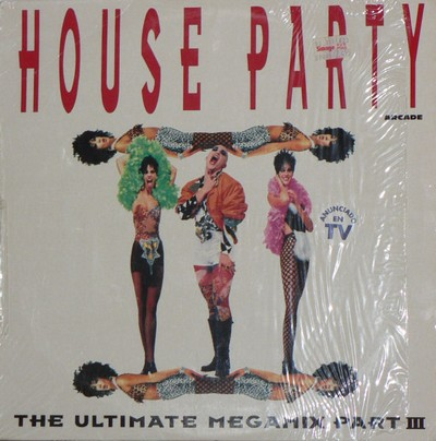 House Party – The Ultimate Megamix III [1992]