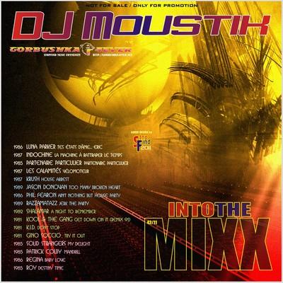 DJ Moustik Into The Mixx [42/2011]