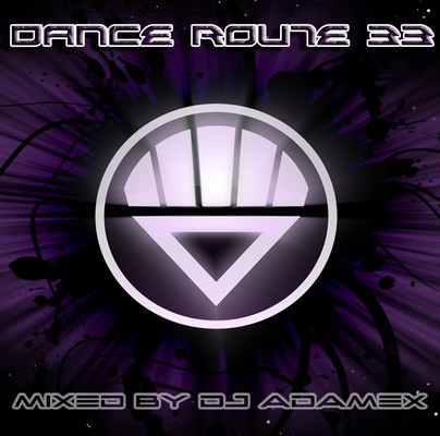 DJ Adamex - Dance Route 33 Megamix [The 90s Edition X] [2011]