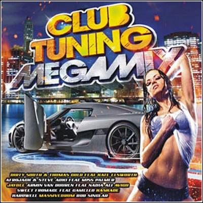 Club Tuning Megamix [2011] / 2xCD