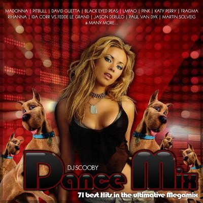 DJ Scooby - Dance Mix Ultimative Megamix [2011]