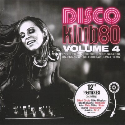Disco Klub80 Volume 4 [2011] / 2xCD