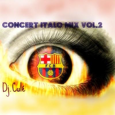 DJ Cule - Concert Italo Mix 02 [2011]