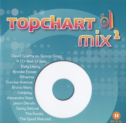 Topchart Mix 1 [2011] / 2xCD