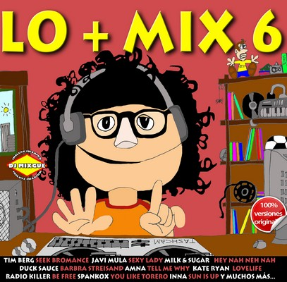 MIXGUE - Lo + Mix 6 [2011]