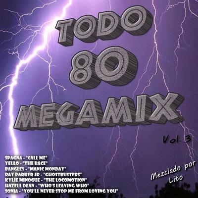 DJ Lito - Todo 80 Megamix - III [2011]