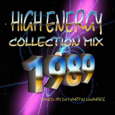 DJ Linares - High Energy Collection Mix 1989