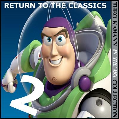 DJ Theo Kamann - Return To The Classics Mix volume 02 [2010]