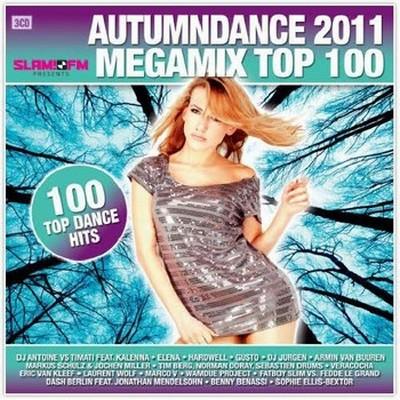 Autumndance Top 100 Megamix [2011] / 3xCD