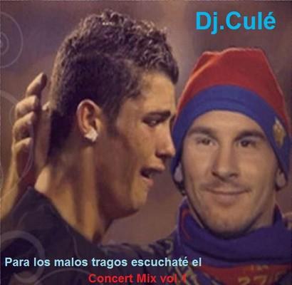 DJ Cule - Concert Italo Mix 01 [2011]