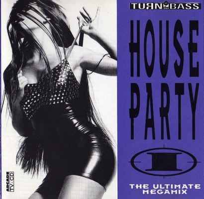House Party – The Ultimate Megamix I [1991]