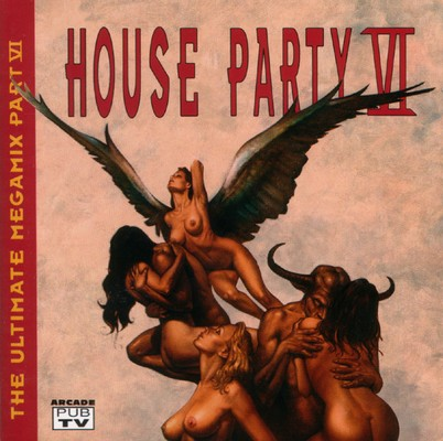 House Party – The Ultimate Megamix VI [1993]