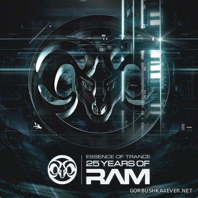 [Black Hole Recordings] Essence Of Trance (25 Years Of RAM) [2020] / 4xCD