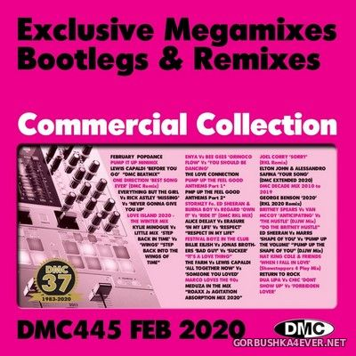DMC Commercial Collection 445 [2020] February / 3xCD