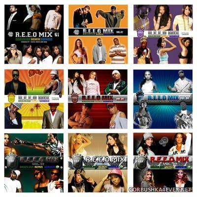 R.E.E.O Mix vol 01 - vol 10 [2007-2008]