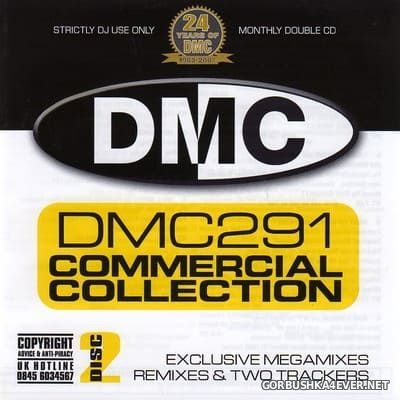 DMC Commercial Collection 291 [2007] / 2xCD