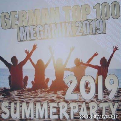 German Top 100 Summerparty 2019 [2020] Mixed By Breakfreak32