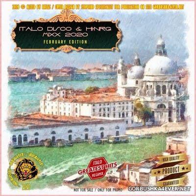 Italo Disco & HiNRG MixX (February Edition) [2020]