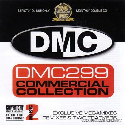 DMC Commercial Collection 299 [2007] / 2xCD