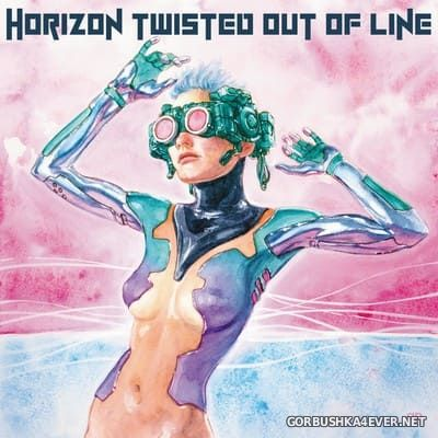 Sprawling For Cyberware - Horizon Twisted Out Of Line [2019]