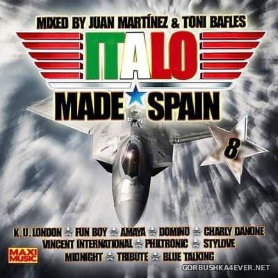 [Maxi Music] Italo Made In Spain vol 8 [2020]