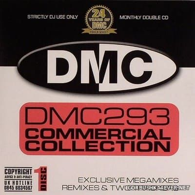 DMC Commercial Collection 293 [2007] / 2xCD