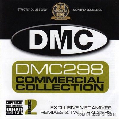 DMC Commercial Collection 298 [2007] / 2xCD