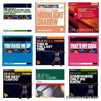 Deja Vu feat Tasmin - Singles Collection [1996-2013] / 14xCD