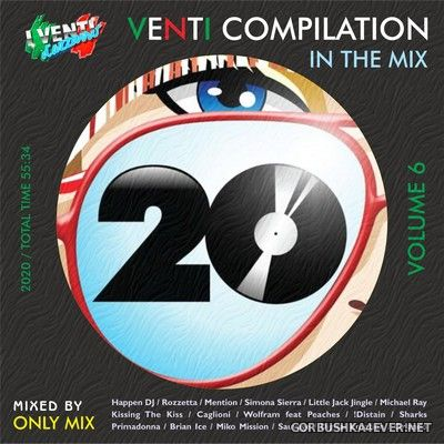Venti Compilation 6 [2020] Mix Version by Only Mix