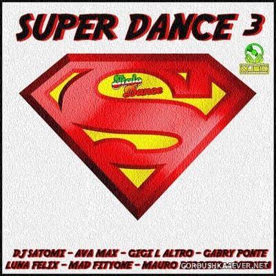 Super Dance Mix vol 3 [2020] by Jose Palencia