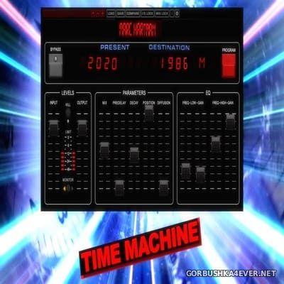 Marc Hartman - Time Machine YearMix 1986 [2020]
