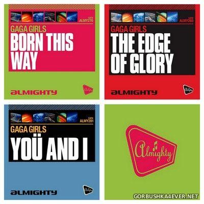 Gaga Girls - Singles Collection [2011]