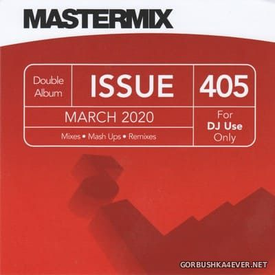 Mastermix Issue 405 [2020] March / 2xCD