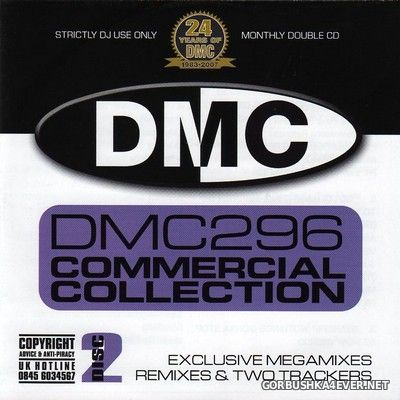 DMC Commercial Collection 296 [2007] / 2xCD