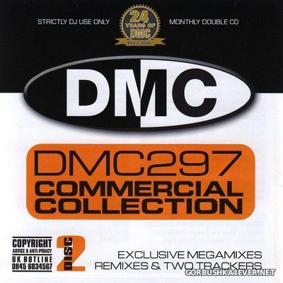 DMC Commercial Collection 297 [2007] / 2xCD