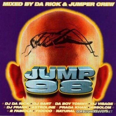 [Antler-Subway] Jump 98 [1998] Mixed by Da Rick & Jumper Crew