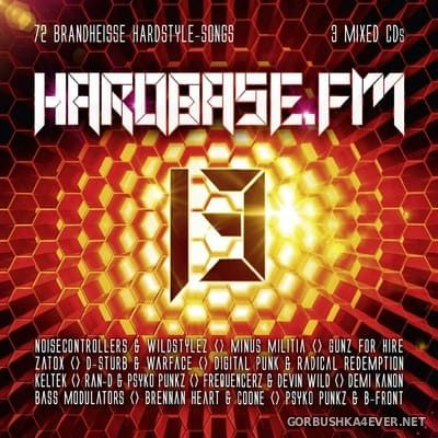 Hardbase.FM vol 13 [2020] / 3xCD