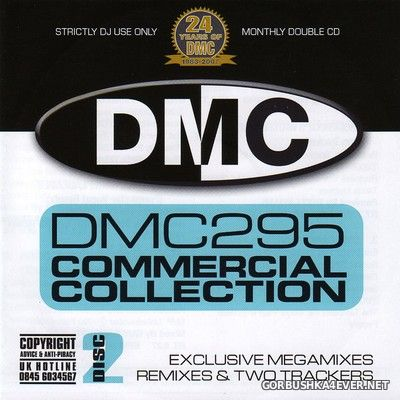 DMC Commercial Collection 295 [2007] / 2xCD