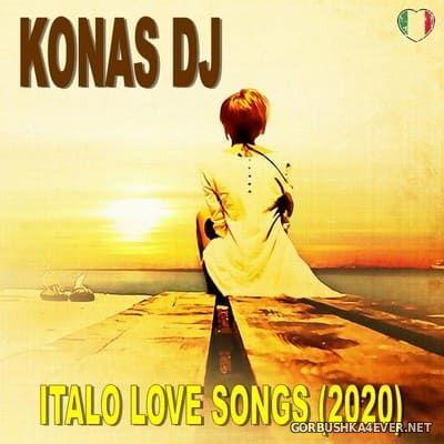 Konas DJ - Italo Love Songs [2020]