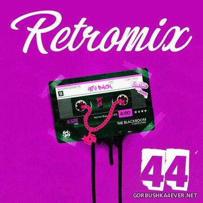 DJ GIAN - RetroMix vol 44 [2020] 90s Pachanga & Bailables