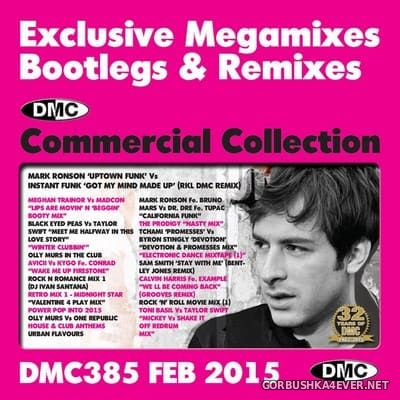 DMC Commercial Collection 385 [2015] February / 2xCD