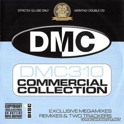 DMC Commercial Collection 310 [2008] / 2xCD