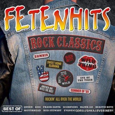 Fetenhits - Rock Classics (Best Of) [2020] / 3xCD
