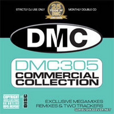 DMC Commercial Collection 305 [2008] / 2xCD