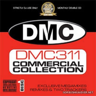 DMC Commercial Collection 311 [2008] / 2xCD