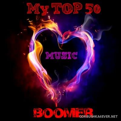 My Top 50 Music [2012] by Boomer