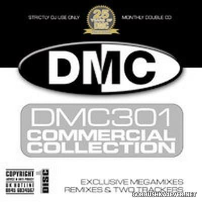 DMC Commercial Collection 301 [2008] / 2xCD