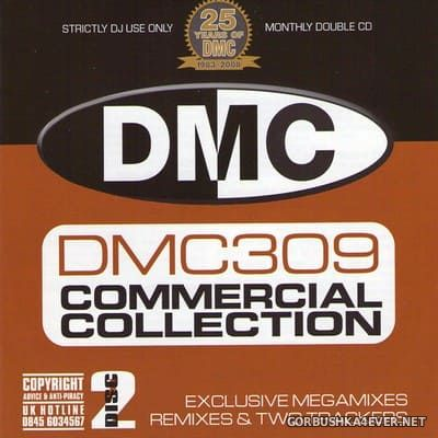 DMC Commercial Collection 309 [2008] / 2xCD